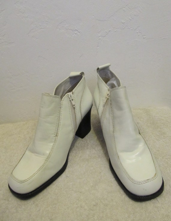 blanches Femmes Chesea Zip NEWP0RT MOD 9W par bottines Vintage 90 NEWS qqnrOgxFwH