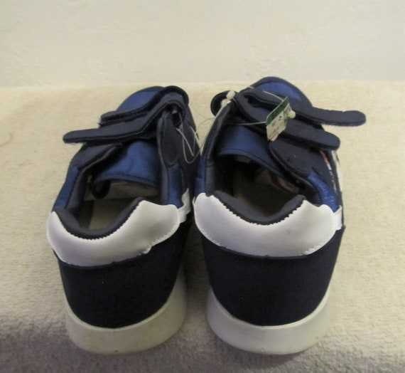 Blue 9 MART Close USA NWT Vintage Men's 90's By 900 Sneakers K VELCR0 wHUa7HxqPt