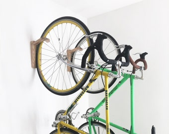 Wooden Wall Rack Etsy