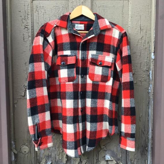 Vintage Melton Wintermaster Shirt - Vintage Wool B
