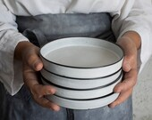 Ceramic baking dish, Small Casserole Dish,Tart Flan Baking Dish,Appetizer Dish