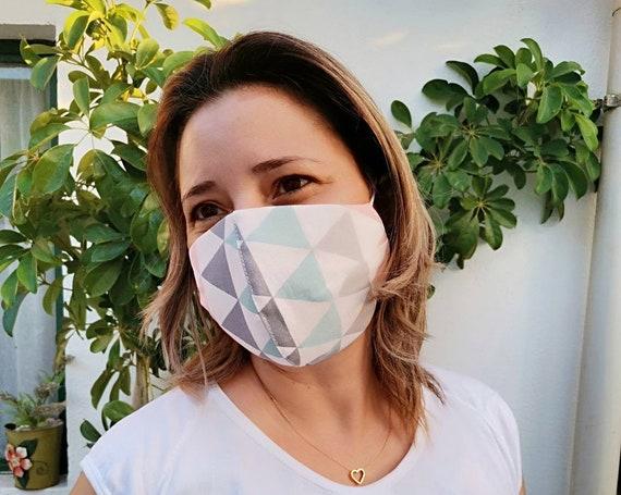 Candy Model Mask, Washable mask, Reusable face mask, Cotton mask, Travel mask, Anti Dust mask, Stoffmaske, Fabric Facemask, Masks