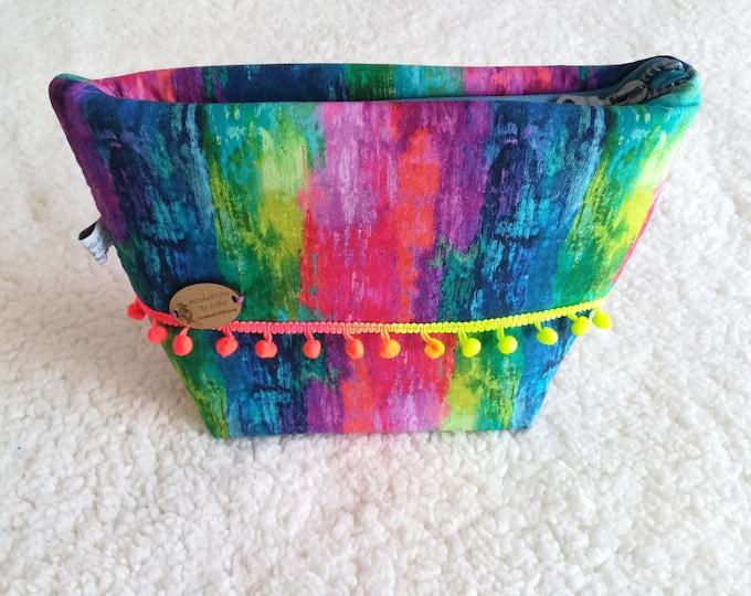 Makeup bag, bag, multipurpose handbag, women accessories, women bag