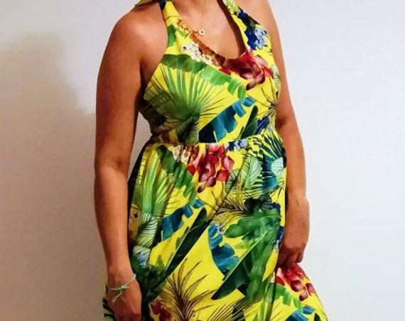 Long dress, Women's clothing, long dress, dress, Boho Style, Empire dress