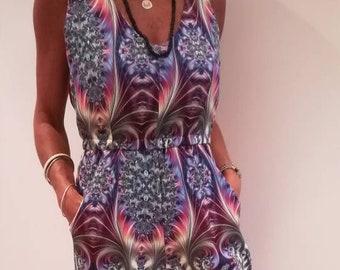 Jumpsuit Lavender, Jumpsuits & rompers, Handmade in Portugal, Made4You, jumpsuit, party clothes, Jumpsuit, Wedding Jumpsuit, Summer Jumpsuit