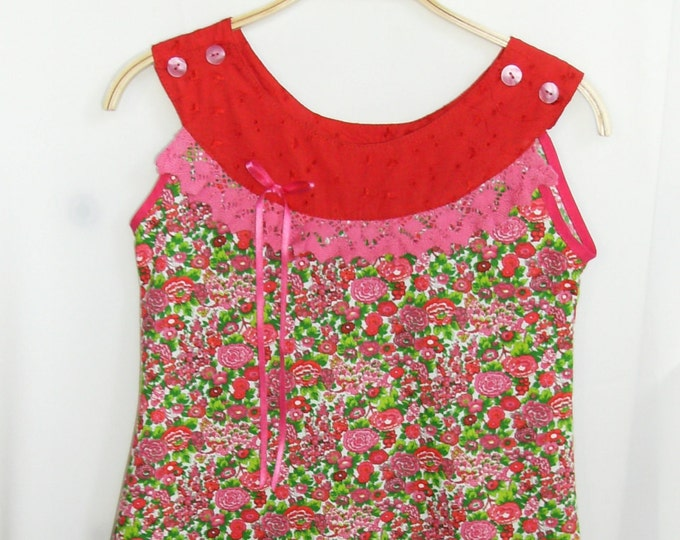 Dress child, child dress, Girls Clothing, Dresses, English embroidered dress, Handmade