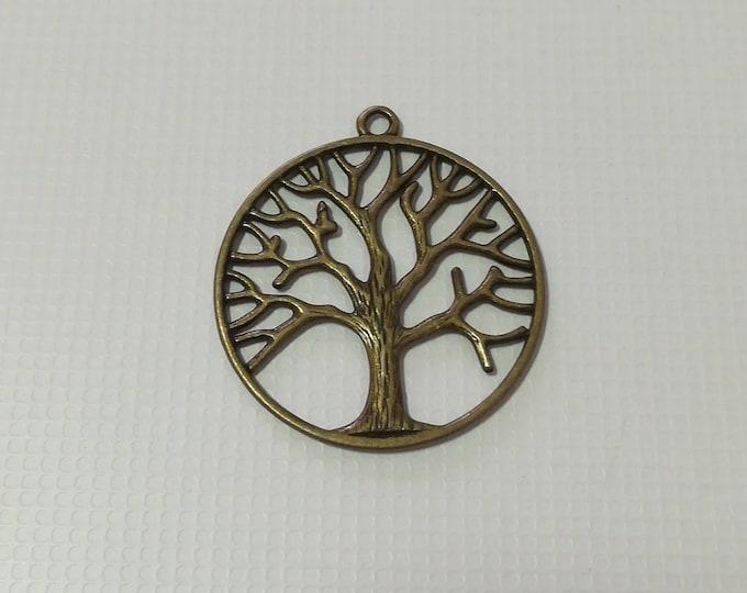 Jewelry materials, pendant life tree, pendants, jewelry, handicraft, Bronze, jewelry Making & Beading
