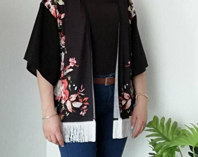 Kimono, Women's clothing, Handmade clothes, Wedding coats, springtime, coats, clothes