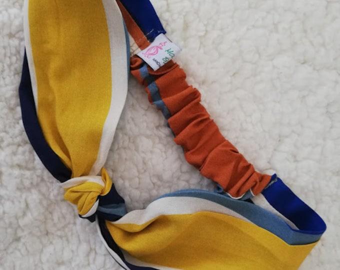 Hair Ribbon, fabric ribbon, hair Acessories, Handmade
