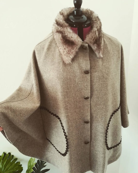 Winter clothes, overcoat, ladies ' coat, Handmade clothes, Coats, Women's Clothing