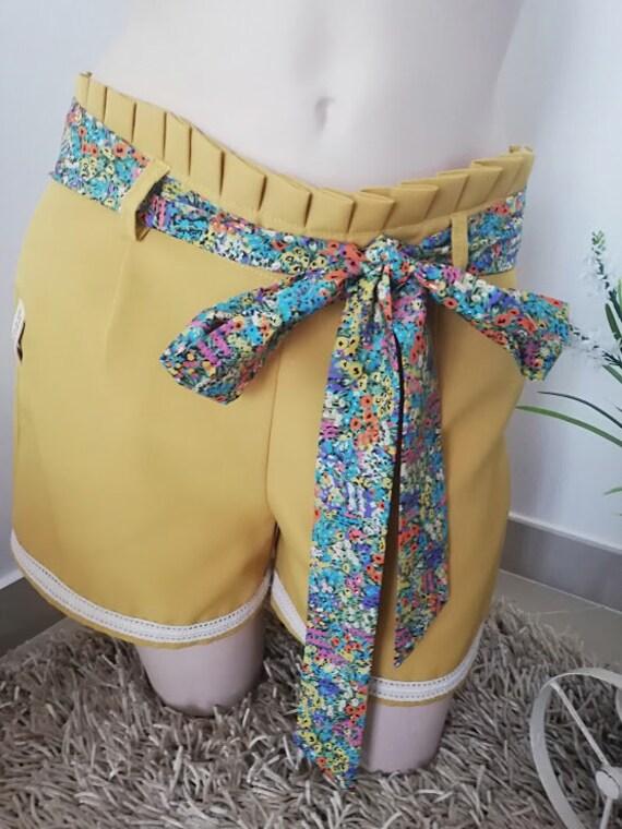 Shorts, Women's shorts, Womens clothing, Short, Handmade Clothes