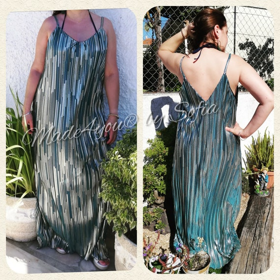 Cocktail Dress, Dress, Summer dress, Long dress, Beach dress, Womens clothing, Womens fashion, Wedding dress, Handmade dress, Brilliant dress