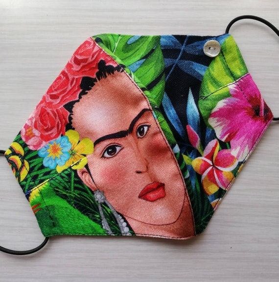 Frida face mask, Washable mask
