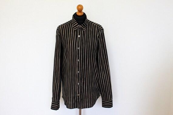 MARIMEKKO Jokapoika Striped Shirt  Button Down Nau