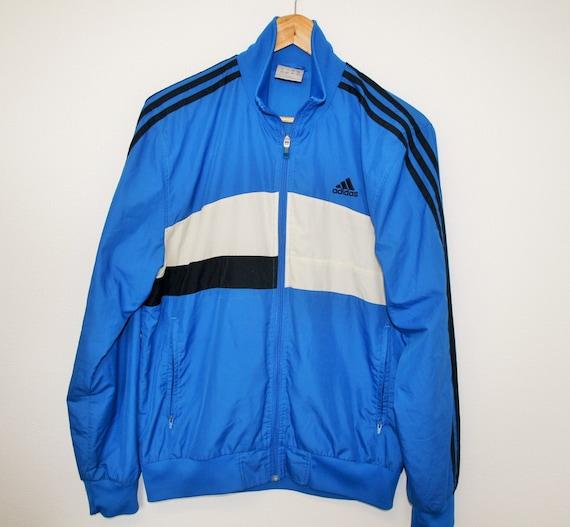 Childrens Adidas Jacket Kids Black Red 3 Stripes ADIDAS Jacket Trainer Windbreaker Liverpool Football Club Sports Anorak Track Jacket 2XS