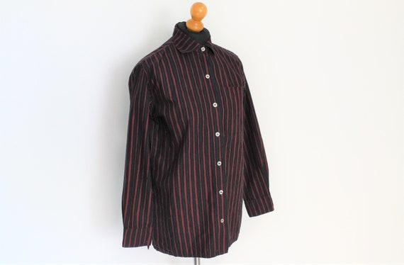 MARIMEKKO Jokapoika striped shirt Iconic Finnish … - image 4