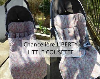 Chancellor universal Liberty of London fabric stroller