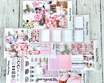 Chic  Weekly Kit/A La Carte - EC Vertical/EC Horizontal/Happy Planner