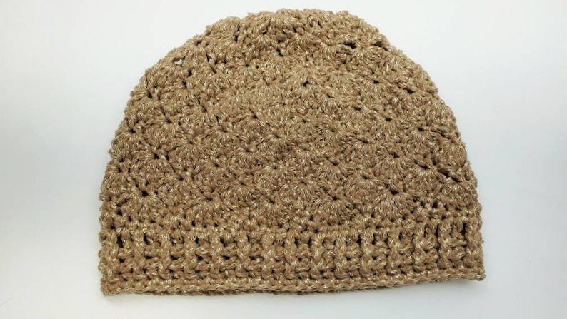 Crochet Beanie Hat My Own Devise Bag O Day Crochet Pattern 667 DIGITAL DOWNLOAD ONLY