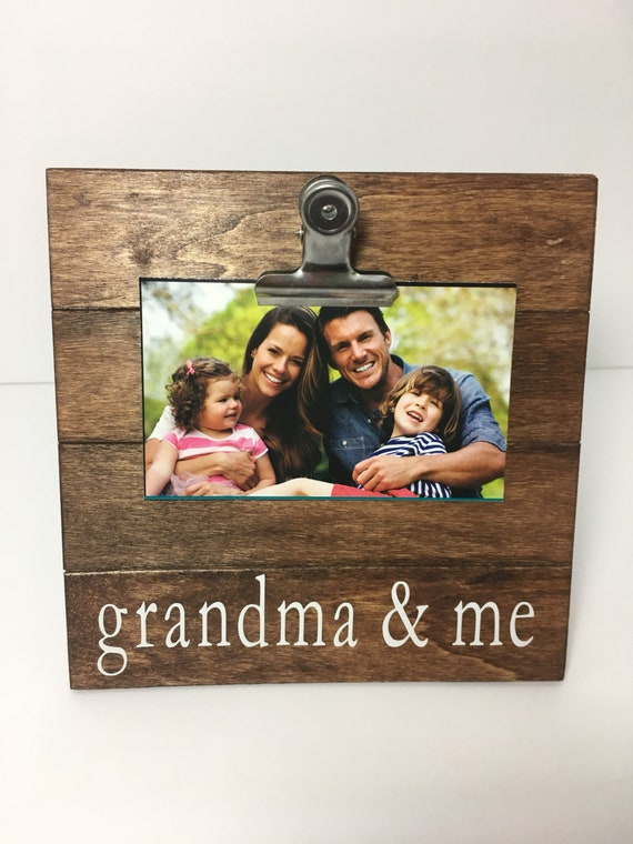 Grandma And Me Picture Frame Clip Picture Frame Grammy And Me Frame Nana And Me Frame Grandmother Frame Picture Frame