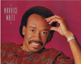 """Maurice White - """"Maurice White"""" vinyl"""