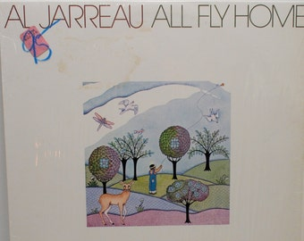 "Al Jarreau - ""All Fly Home"" vinyl"