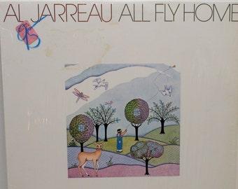 "Al Jarreau - ""All Fly Home"" vinyl"