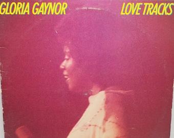 "Gloria Gaynor - ""Love Tracks"" vinyl"