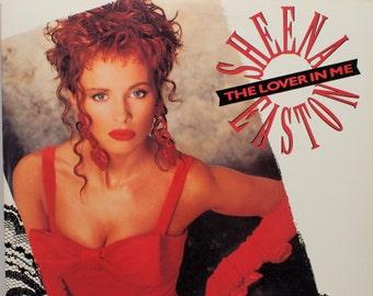 "Sheena Easton - ""The Lover In Me"""