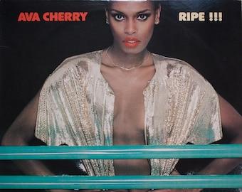 "Ava Cherry - ""Ripe"" vinyl"