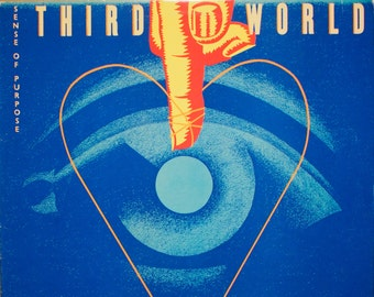 "Third World - ""Sense of Purpose"" vinyl"