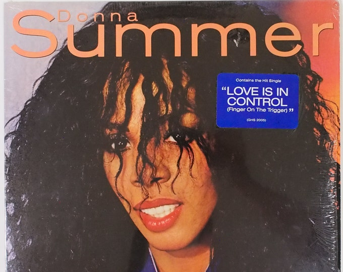 "Featured listing image: Donna Summer - ""Donna Summer"" vinyl"