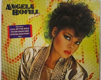 "Angela Bofill - ""Teaser"" vinyl"