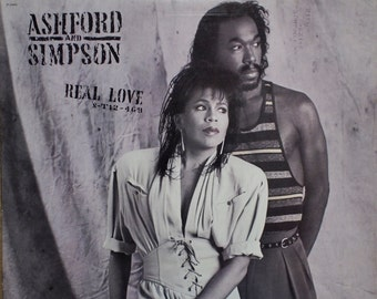 "Ashford & Simpson - ""Real Love"" vinyl"