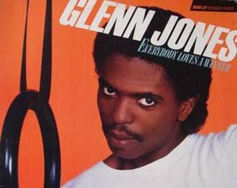 """Glenn Jones - """"Everybody Loves A Winner"""" Mini LP"""