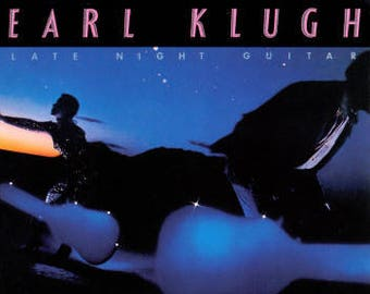 "Earl Klugh - ""Late Night Guitar"" vinyl"