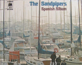 "The Sandpipers - ""Spanish Album"" vinyl"