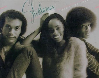 """Shalamar - """"Three For Love"""" vinyl"""