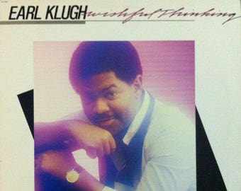 "Earl Klugh - ""Wishful Thinking"" vinyl"
