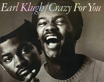 "Earl Klugh - ""Crazy For You"" vinyl"