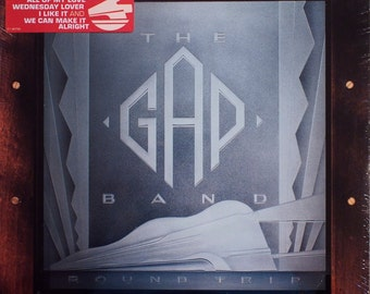 "The Gap Band - ""Round Trip"" vinyl"