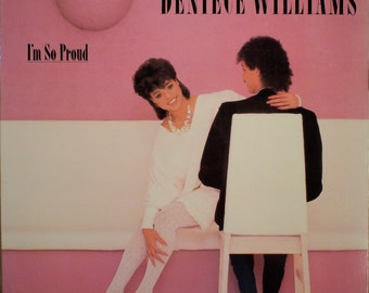 "Denice Williams - ""I'm So Proud"" vinyl"