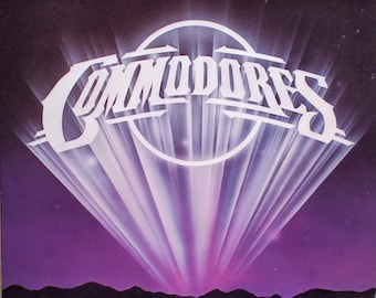 "Commodores - ""Midnight Magic"" vinyl"