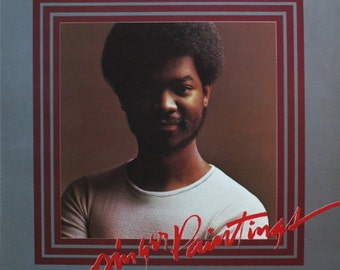"Earl Klugh - ""Finger Paintings"" vinyl"