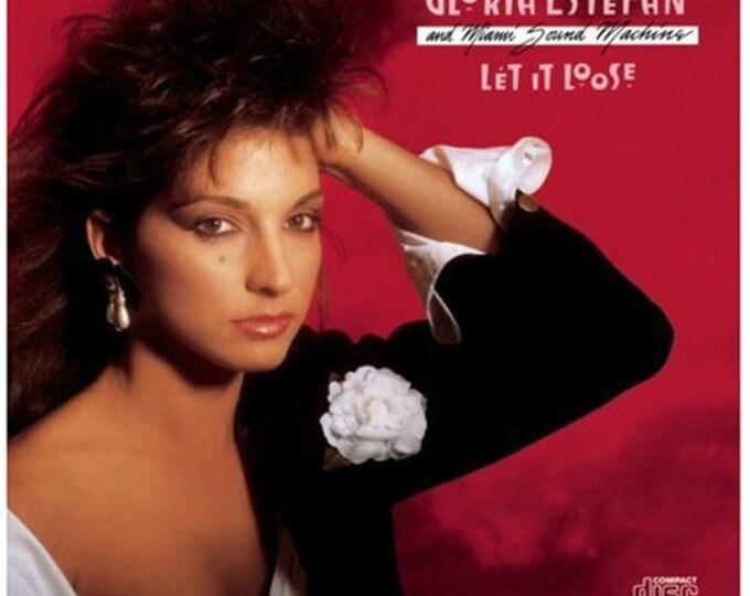 "Featured listing image: Gloria Estefan and Miami Sound Machine - ""Let It Loose"" vinyl"