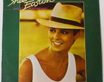 "Sheena Easton - ""Madness Money  and Music"" vinyl"