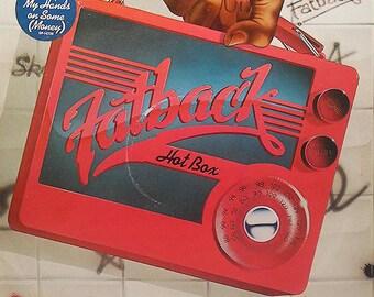 "Fatback - ""Hotbox"" vinyl"