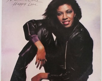 "Natalie Cole - ""Happy Love"" vinyl"