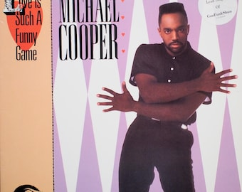 "Michael Cooper - ""Love Is Such a Funny Game"" vinyl"