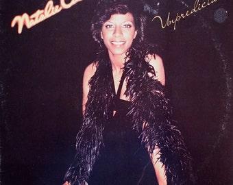 "Natalie Cole - ""Unpredictable"" vinyl"